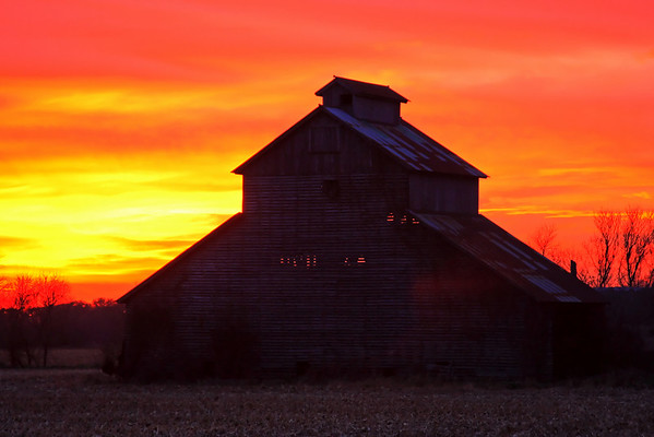 Sunset Barn 03